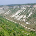 Климат западно-предгорного района Крыма